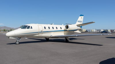 N560KC - Cessna 560XL Citation Excel - Private