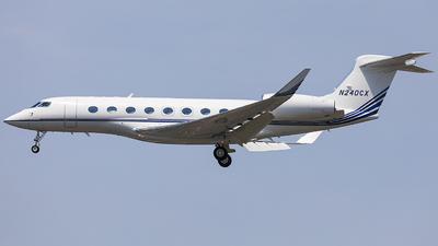 N240CX - Gulfstream G650 - Private
