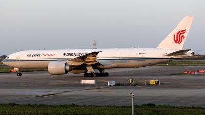 B-2097 - Boeing 777-FFT - Air China Cargo