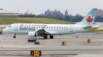 C-FFYG - Embraer 170-200SU - Air Canada Express (Sky Regional Airlines)