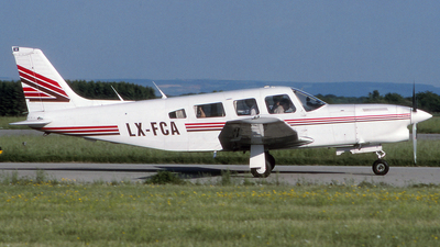 LX-FCA - Piper PA-32R-301T Turbo Saratoga SP - Private
