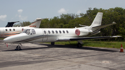 N560CZ - Cessna 560 Citation V - Private
