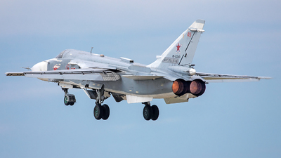 RF-92243 - Sukhoi Su-24M2 Fencer - Russia - Air Force