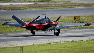 TG-OLE - Beechcraft V35B Bonanza - Private