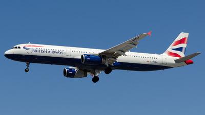 G-MEDM - Airbus A321-231 - British Airways