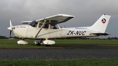 ZK-NUC - Cessna 172R Skyhawk - Waikato Aviation