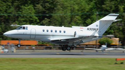 N309KR - Raytheon Hawker 900XP - Private