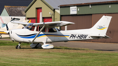 PH-HBW - Cessna 172S Skyhawk SP - Lalmy Aviation