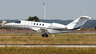 D-CDUS - Cessna 525 Citation CJ4 - Private