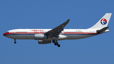 B-6123 - Airbus A330-243 - China Eastern Airlines