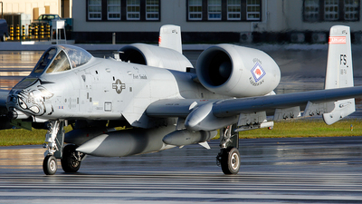 80-0188 - Fairchild A-10C Thunderbolt II - United States - US Air Force (USAF)