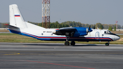 RF-56301 - Antonov An-26 - Russia - Ministry of Interior