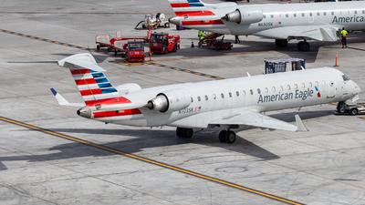 N703SK - Bombardier CRJ-701ER - American Eagle (SkyWest Airlines)