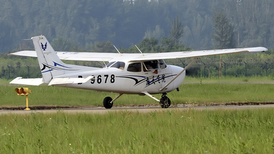 B-9678 - Cessna 172S Skyhawk SP - Jiutian International Flight Academy