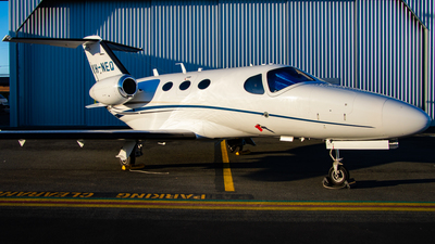 A picture of VHNEQ - Cessna 510 Citation Mustang - [5100029] - © Zach Clark