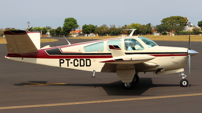 PT-CDD - Beechcraft S35 Bonanza - Private