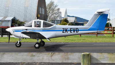 ZK-EVD - Piper PA-38-112 Tomahawk II - Private