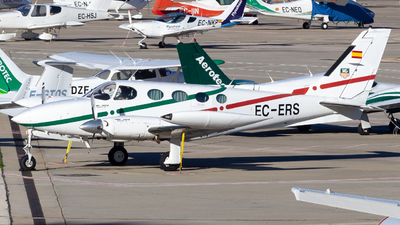 A picture of ECERS - Cessna 340A -  - © Alejandro Gutierrez Martin