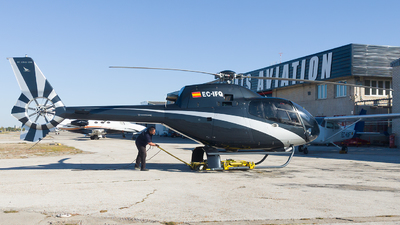 EC-IFQ - Eurocopter EC 120B Colibri - World Aviation