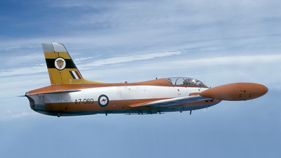 A7-060 - CAC CA-30 Macchi - Australia - Royal Australian Air Force (RAAF)