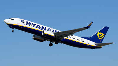 A picture of EIGSI - Boeing 7378AS - Ryanair - © Rui Marques