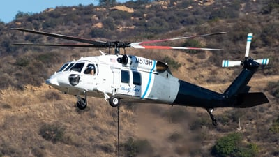 N51BH - Sikorsky HH-60L Blackhawk - Blue Sky Helicopters