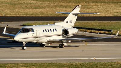 P4-HBS - Hawker Beechcraft 900XP - Private