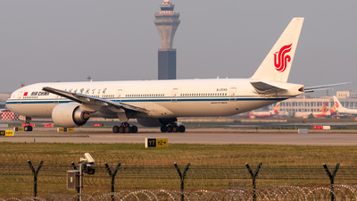 A picture of B2045 - Boeing 77739L(ER) - Air China - © omkgdz
