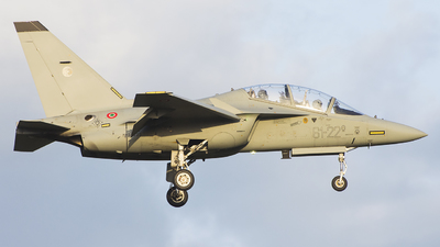 MM55223 - Alenia Aermacchi T-346A - Italy - Air Force