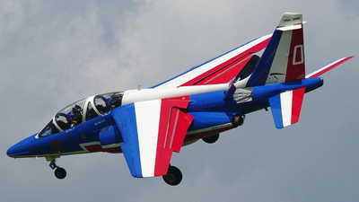 E158 - Dassault-Breguet-Dornier Alpha Jet E - France - Air Force