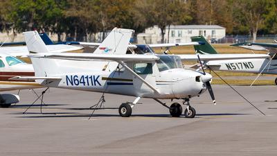 N6411K - Cessna 150M - Private