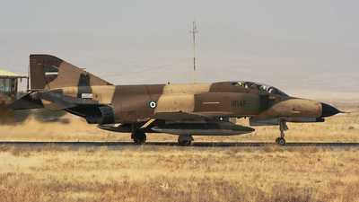 3-6572 - McDonnell Douglas F-4E Phantom II - Iran - Air Force