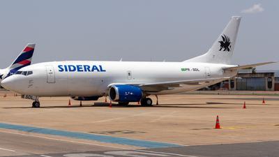 PR-SDL - Boeing 737-3S3(SF) - Sideral Air Cargo