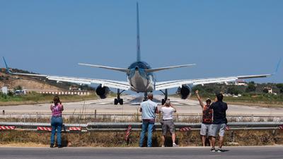 LGSK - Airport - Spotting Location