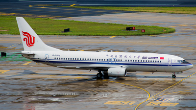 B-5509 - Boeing 737-86N - Air China