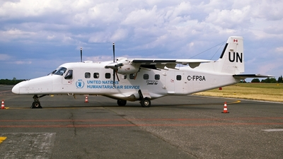 C-FPSA - Dornier Do-228-212 - Summit Air