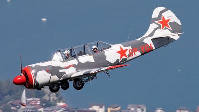 SP-YGI - Yakovlev Yak-52 - Private