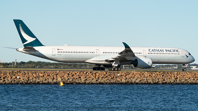 A picture of BLXF - Airbus A3501041 - Cathay Pacific - © LuftTaube