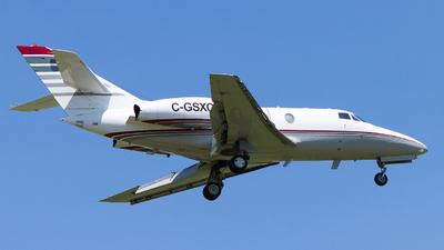 C-GSXC - Dassault Falcon 10 - Private