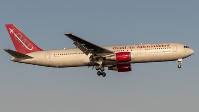 N477AX - Boeing 767-3Q8(ER) - Omni Air International (OAI)