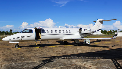 PP-JAW - Bombardier Learjet 45 - Manaus Aerotaxi