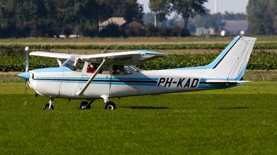 PH-KAD - Reims-Cessna F172N Skyhawk II - Private