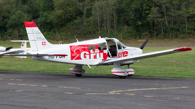 HB-PGN - Piper PA-28-161 Warrior II - Private