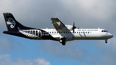 ZK-MVM - ATR 72-212A(600) - Air New Zealand Link (Mount Cook Airline)