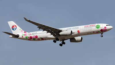 A picture of B6129 - Airbus A330343 - [0791] - © Nanjo_Rippile