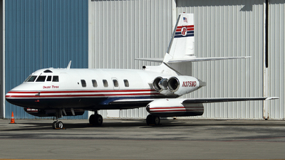 N375MD - Lockheed L-1329-25 JetStar II - Private
