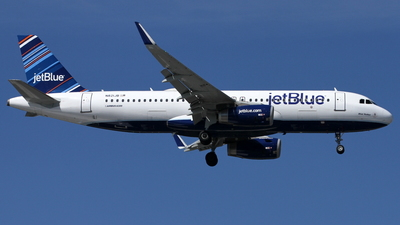 N821JB - Airbus A320-232 - jetBlue Airways