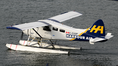 C-FOSP - De Havilland Canada DHC-2 Mk.I Beaver - Harbour Air