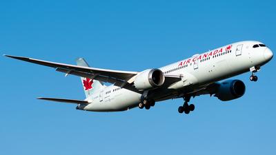 A picture of CFGDX - Boeing 7879 Dreamliner - Air Canada - © Derek MacPherson