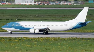 A picture of URCSV - Boeing 7374K5 - Jonika - © Ricarda Kuhn